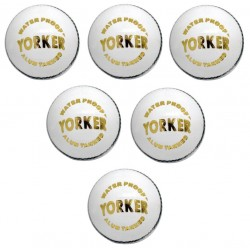 Yorker White Leather...